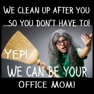 talk to us about scheduled cleaning services!